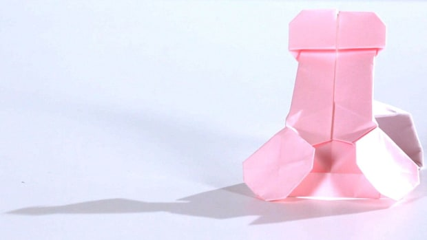 ZN. How to Make an Origami Penis Promo Image