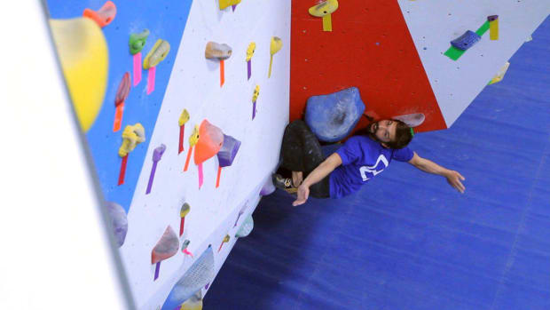 S. 5 Advanced Bouldering Techniques for Indoor Climbing Promo Image