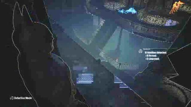 ZV. Batman Arkham City Walkthrough Part 48 - Entering Wonder Tower Promo Image