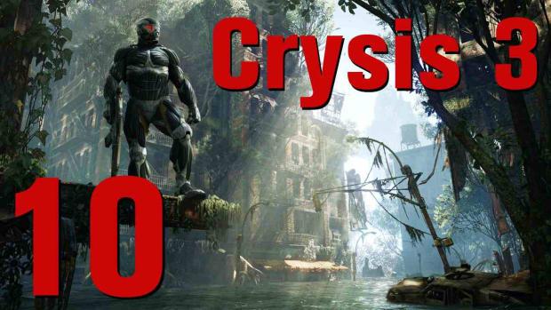 H. Crysis 3 Walkthrough Part 2 - CELL Lab Promo Image