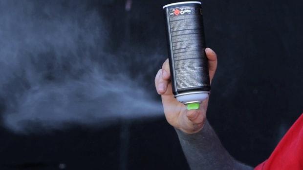 D. How to Clean a Graffiti Cap Promo Image