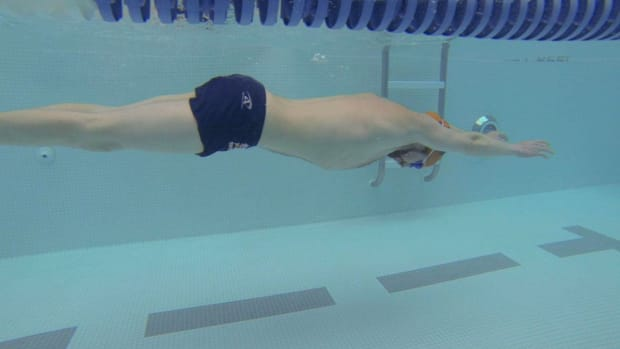 Q. 2 Breaststroke Drills for Arms Promo Image