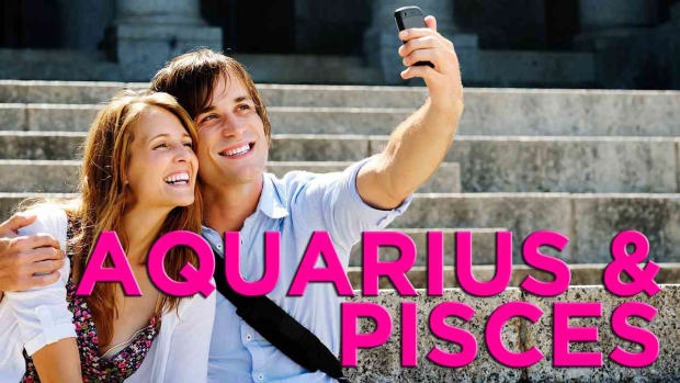 ZZZV. Are Aquarius & Pisces Compatible? Promo Image