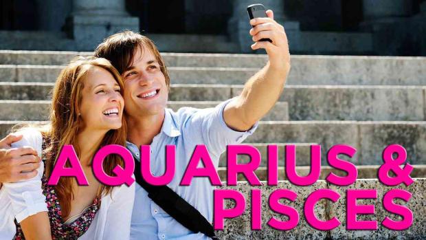 ZZZV. Are Aquarius & Pisces Compatible? Promo Image