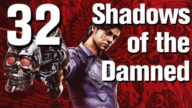 ZF. Shadows of the Damned Walkthrough: Act 4-3 The Ghost Hunter (5 of 5) Promo Image