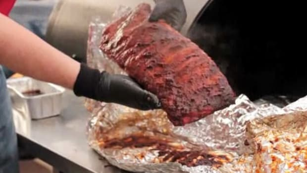 A. How to Cook Barbecued Pork Spareribs Promo Image