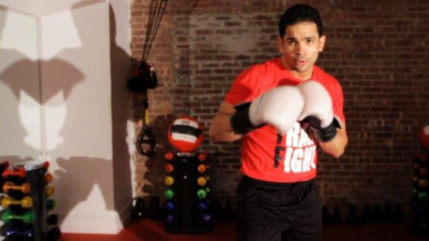 ZL. How to Kickbox with Work Train Fight Promo Image