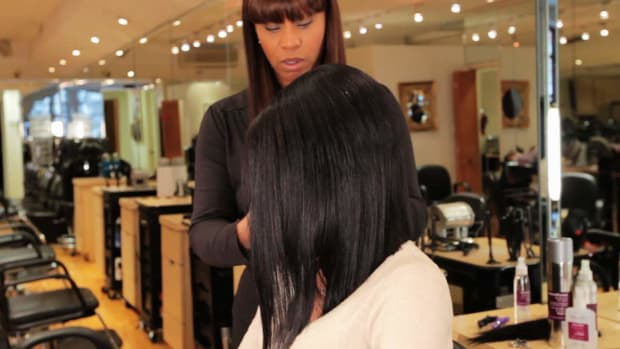 V. How to Cut a Bob in a Weave Promo Image