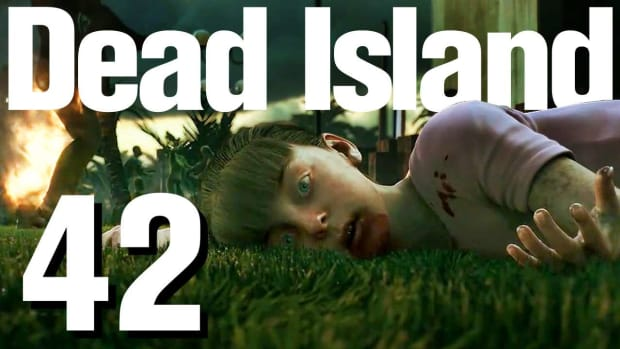 ZP. Dead Island Playthrough Part 42 - Drop by Drop Promo Image