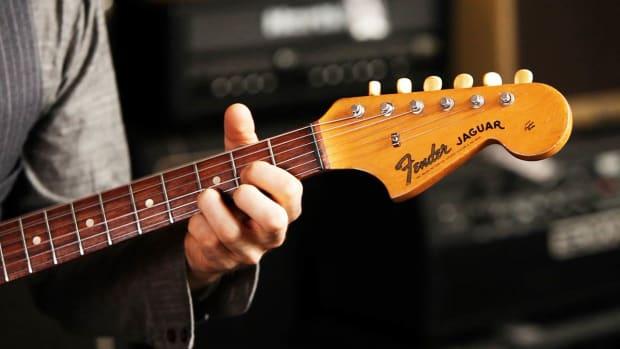 D. Fender Jaguar Bass Guitar Basics Promo Image