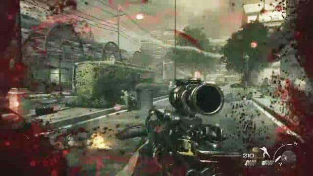 K. Modern Warfare 3 Walkthrough - Goalpost (2 of 2) Promo Image