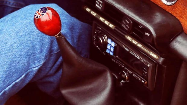 U. How to Drive a Stick Shift Promo Image