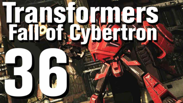 ZJ. Transformers Fall of Cybertron Walkthrough Part 36 - Chapter 13 Promo Image