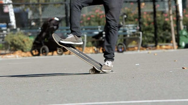 R. How to Do a 360 Spin Frontside & Backside on a Skateboard Promo Image