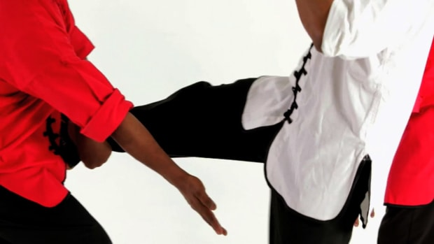 ZT. How to Do the Hook Palm from Self-Defense Long Fist Form Promo Image