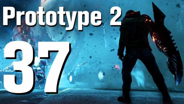 ZK. Prototype 2 Walkthrough Part 37 - Fly in the Ointment 2 of 2 Promo Image