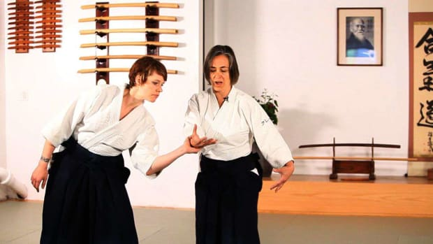 L. How to Do Kokyu Nage in Aikido Promo Image