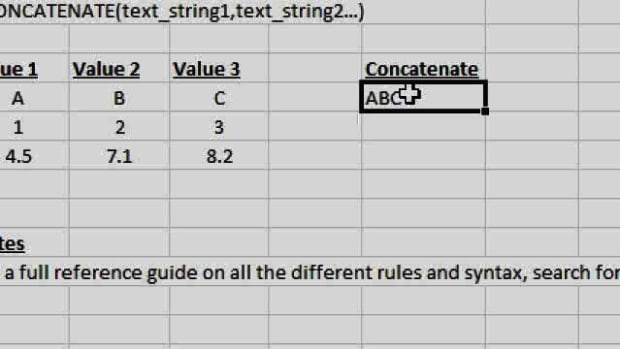 X. What Is the Concatenate Function in Excel? Promo Image