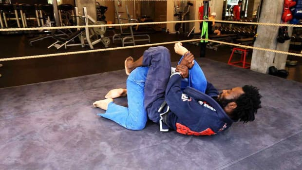 ZI. How to Do the Kimura Lock in Brazilian Jiu Jitsu Promo Image