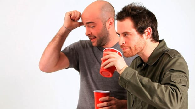 D. How to Play the Drinking Game Fuzzy Duck Promo Image