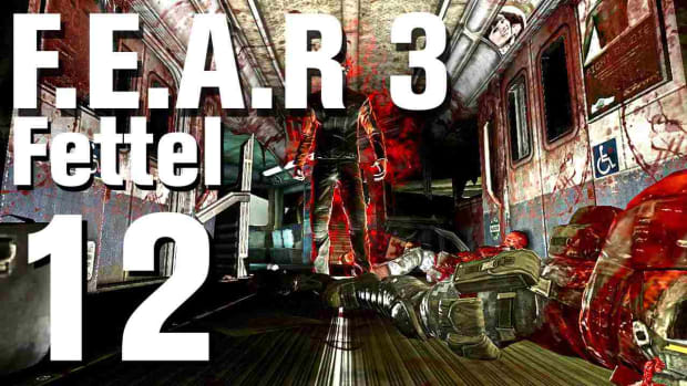 L. F.E.A.R. 3 Fettel Walkthrough Part 12: Slums (4 of 6) Promo Image