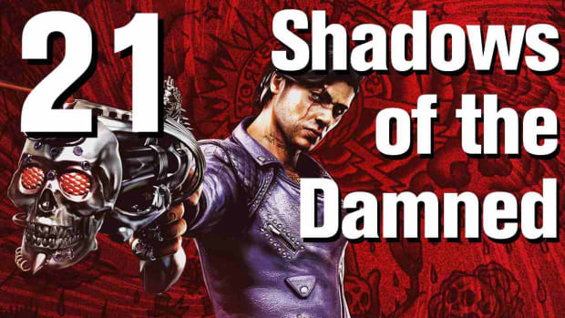 U. Shadows of the Damned Walkthrough: Act 3-3 As Evil As Dead (2 of 3) Promo Image