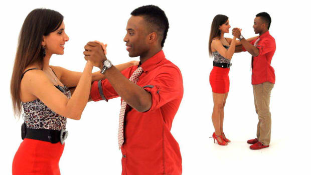 V. How to Follow in Bachata Dance Promo Image