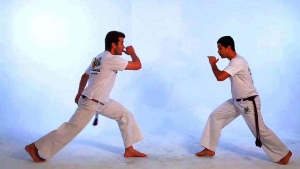 X. What Are Capoeira Angola & Capoeira Regional? Promo Image