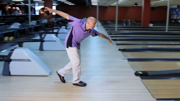 S. How to Improve Your Bowling Approach Promo Image