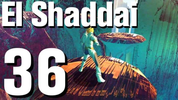 ZJ. El Shaddai Walkthrough Part 36: Belial's Temptation (5 of 5) Promo Image