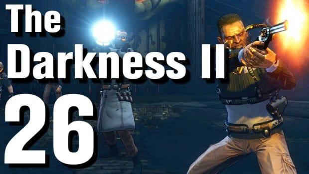 Z. The Darkness 2 Walkthrough - Part 26 Escape the Iron Maiden Promo Image
