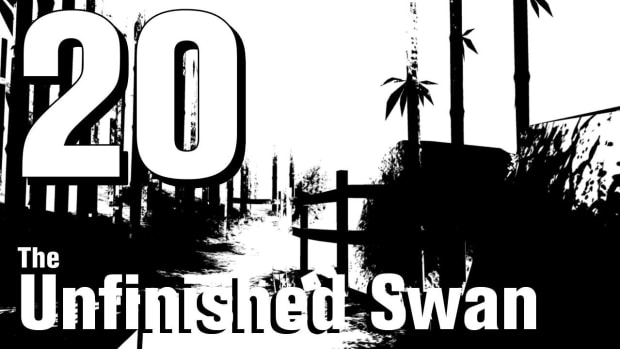T. The Unfinished Swan Walkthrough Part 20 - Chapter 3 Promo Image