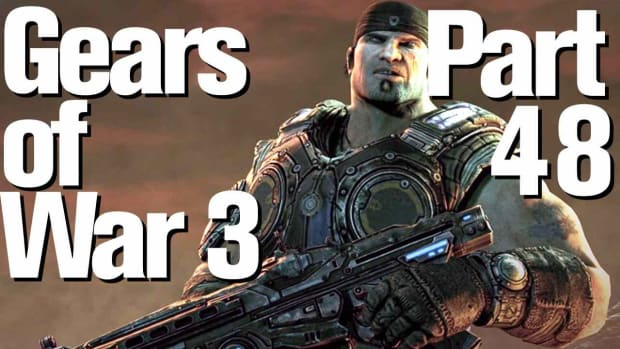 ZV. Gears of War 3 Walkthrough: Act 4 Chapter 5 (3 of 5) Promo Image