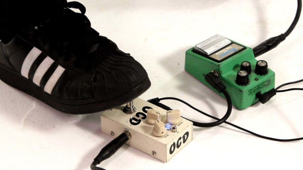 V. How to Use an Overdrive Guitar Pedal as a Clean Boost Promo Image