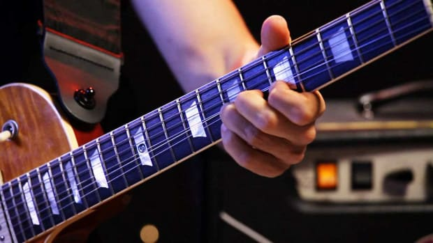 L. How to Play 1 Fret Bends on Heavy Metal Guitar Promo Image