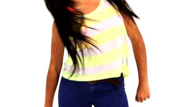 """T. How to Do the Nicki Minaj """"Super Bass"""" Hip-Hop Dance for Kids Promo Image"""