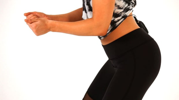 H. How to Do a Plié Squat for a Sexy Butt Promo Image