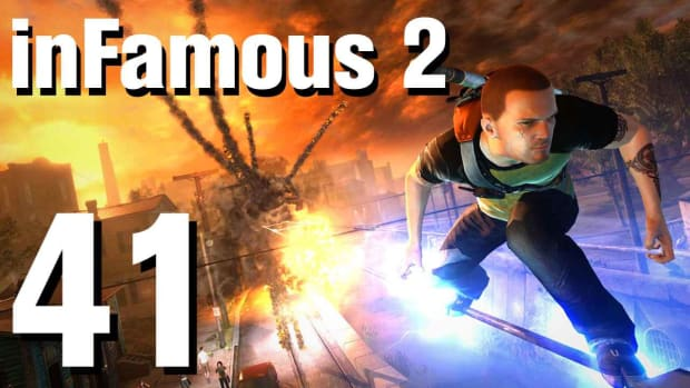 ZO. inFamous 2 Walkthrough Part 41: Demons (2 of 2) Promo Image