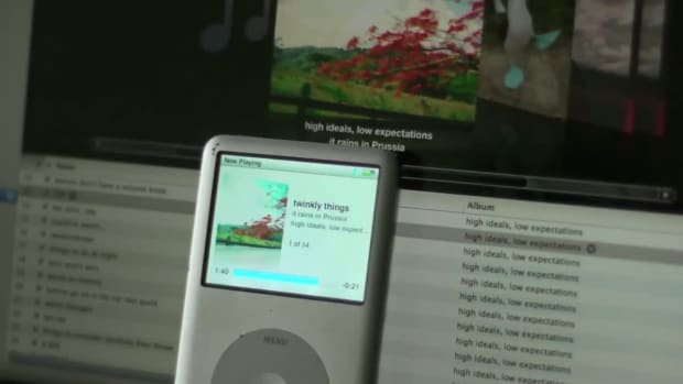 C. How to Get Album Artwork on an iPod Promo Image