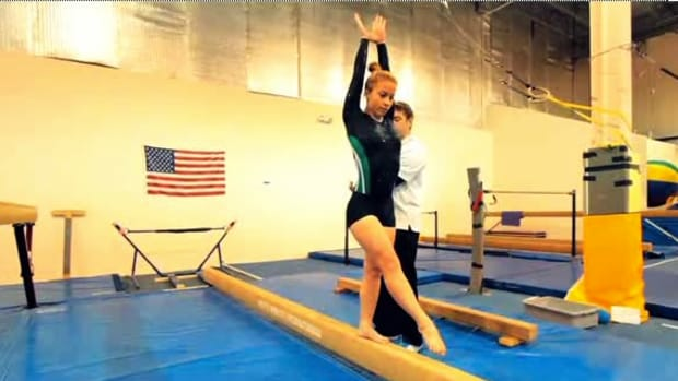 ZK. How to Do Gymnastics with Brian Ray & Dulles Gymnastics Promo Image