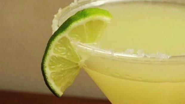 E. How to Make a Skinny Margarita Promo Image