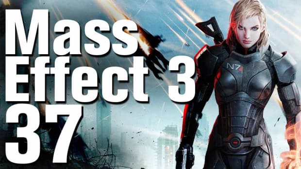 ZK. Mass Effect 3 Walkthrough Part 37 - Tuchanka - Investigate Cerberus Attack Promo Image
