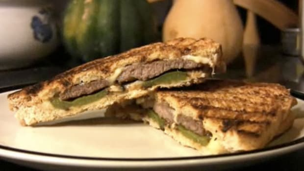 F. How to Make Grilled Sandwiches without a Panini Press Promo Image