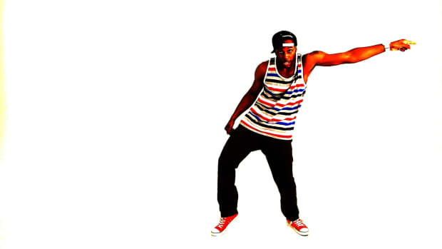 ZC. How to Lock Your Legs in Hip-Hop Dance Promo Image