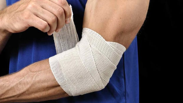 T. How to Help Prevent Tennis Elbow Promo Image