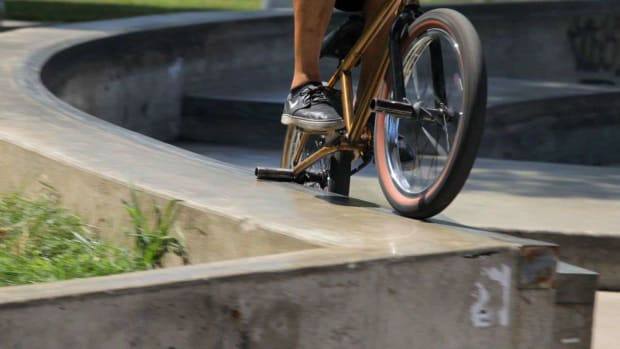 E. How to Do a Feeble Grind on a BMX Promo Image