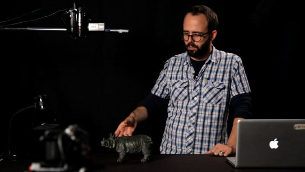 B. What Is Stop Motion Animation? Promo Image