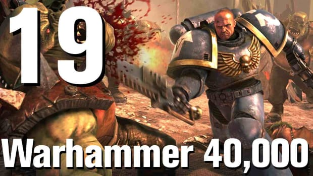 R. Warhammer 40K Space Marine Walkthrough Part 19: Whispers of the Dead Promo Image