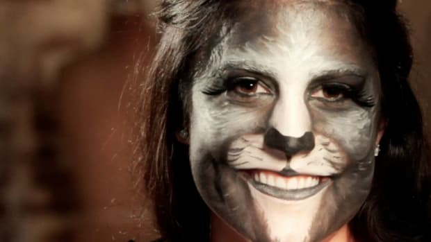 J. How to Do Cat Face Makeup Promo Image