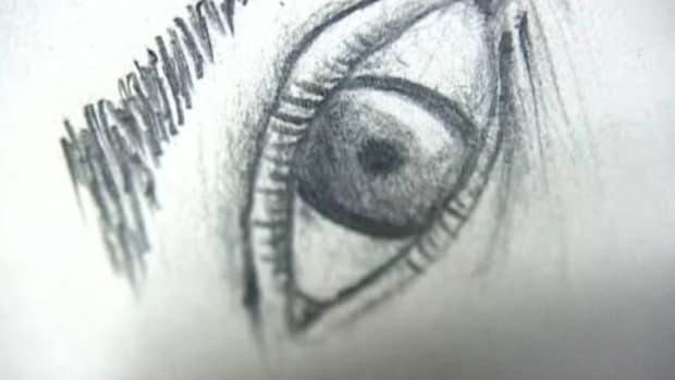 V. How to Draw Eyes Promo Image
